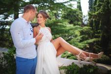Ведущий на свадьбу в Крыму, символическая выездная церемония Крым, Ялта, Алушта
