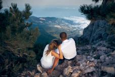 Свадьба Крым, фотограф Крым свадьба, Символическая церемония в Крыму