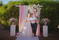 Свадьба в Севастополе, выездная церемония в Севастополе. Ведущий на свадьбу
