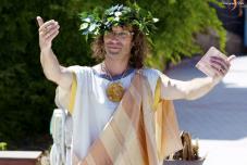 Верховный архонт  Полиса (Древне-греческие выездные регистрации брака)
