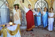 Talassio! (Древне-греческие выездные регистрации брака)