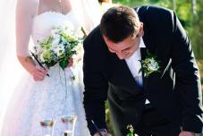 Выездная регистрация брака в Крыму. Ведущий на церемонию - Евгений Якупов