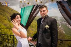 Свадьба на Южном берегу Крыма, Свадьба на Байдарах, Выездная регистрация