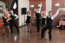 Танцевальная шоу-программа,свадьба,Чикаго,Гэтсби,джаз,ведущий на свадьбу, Крым