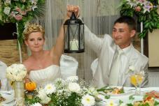 Семейный маяк! Свадьба в Морском стиле
